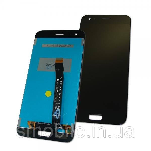 Asus Дисплей Asus ZenFone 4 ZE554KL с сенсором, черный (копия ААА)