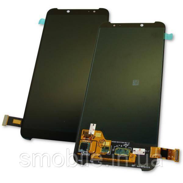 Xiaomi Дисплей Xiaomi Black Shark 2 с сенсором, черный (оригинал Китай)