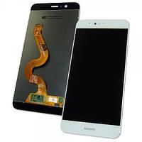 Huawei Дисплей Huawei Nova 2 Plus с сенсором, белый (оригинальные комплектующие), фото 1