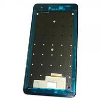 Xiaomi Рамка дисплея с подложкой Xiaomi Redmi Note 4X черная (оригинал Китай)