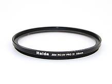 Світлофільтр Haida Slim PROII MC UV 58mm Уцінка / в магазині