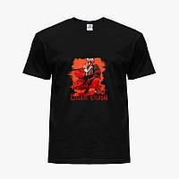 Детская футболка для девочек Билли Айлиш (Billie Eilish) (25186-1214) Черный, фото 1