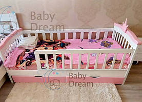 Selfie Baby Dream кроватка с короной