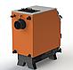 Твердотопливный котел Kotlant КВУ 40 кВт с электронной автоматикой и вентилятор, фото 2