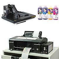Комплект оборудовани для изготовления фотожалюзи (печать на жалюзи).