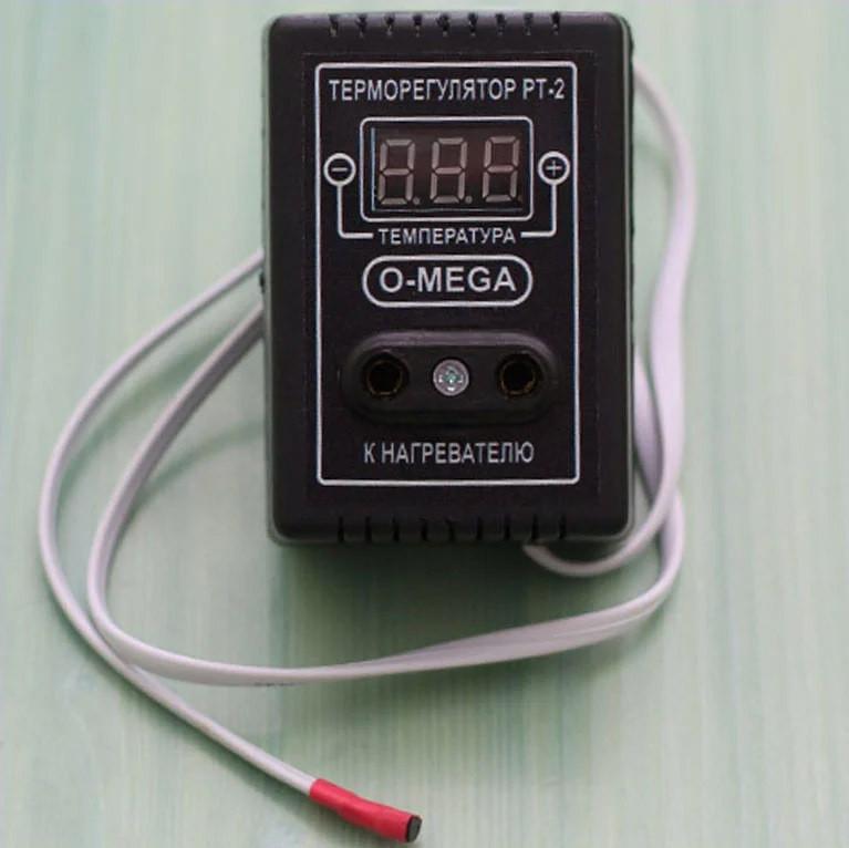 Терморегулятор к инкубатору (с цифровым табло)
