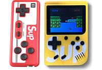 Ігрова консоль з джойстиком приставка Kronos Game SUP 6927 Жовтий (gr_012217)