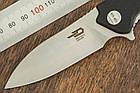 Нiж складний Bestech Knife BELUGA Black BG11D-2, фото 3