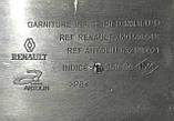 Накладка центральной стойки салона правая Рено Меган 3 б/у, фото 2