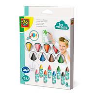 Набір для малювання Ses серії Tiny Talents - Водні забави (13096S)