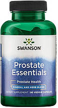 Підтримка простати, Swanson prostate essentials 90 Veg Caps