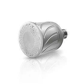 Смарт-лампа Sengled Pulse Satellite 8W Bluetooth Alluminium со встроенной JBL акустикой  КОД: C01-BR30EUSP
