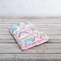 Подушка для кормления и укачивания новорожденных, на руку - юникорн 1