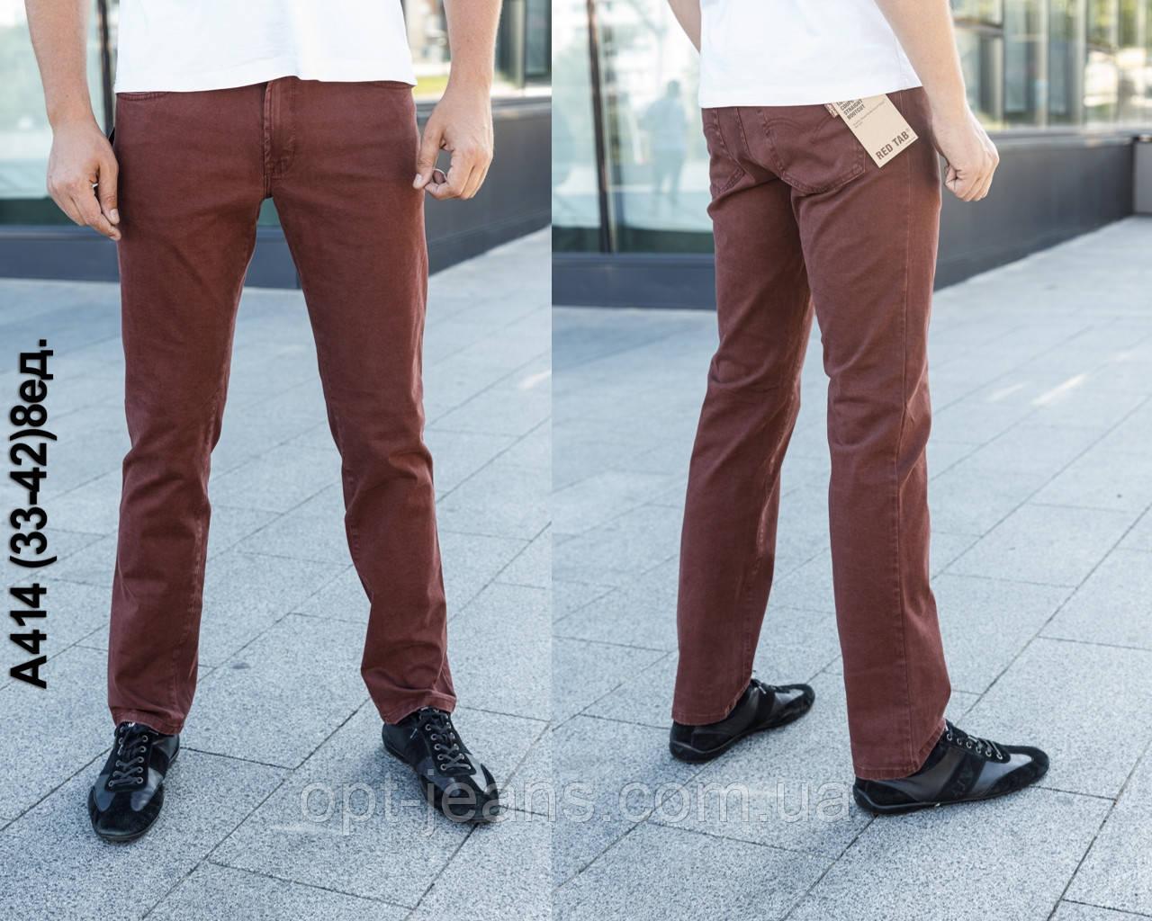 Levi's мужские котоновые джинсы (32-42/8ед.)