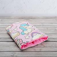 Подушка для кормления и укачивания новорожденных, на руку - юникорн 3