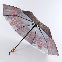 Зонт LAMBERTI женский автомат 3 сложения 73645