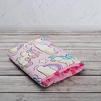 Подушка для кормления и укачивания новорожденных, на руку - юникорн 4