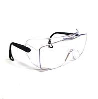 Очки защитные 3M OX3000 Прозрачные, покрытие от царапин и запотевания. США, фото 1