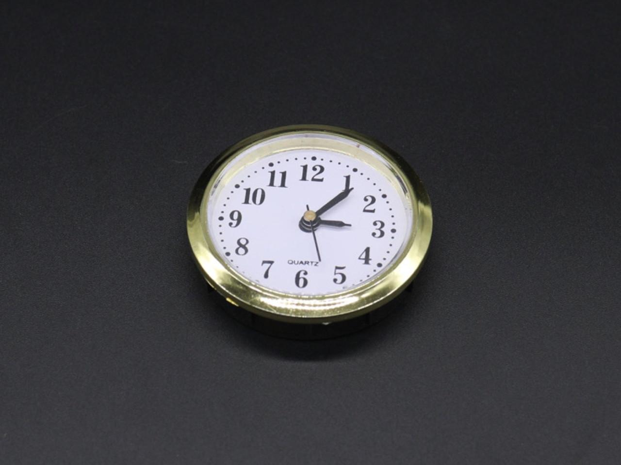 Часовые механизмы. Цвет золото. 60мм