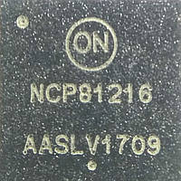 Микросхема On Semiconductor NCP81216MNTXG (NCP81216)