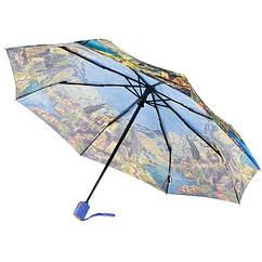Зонт LAMBERTI женский полный автомат 3 сложения 73715