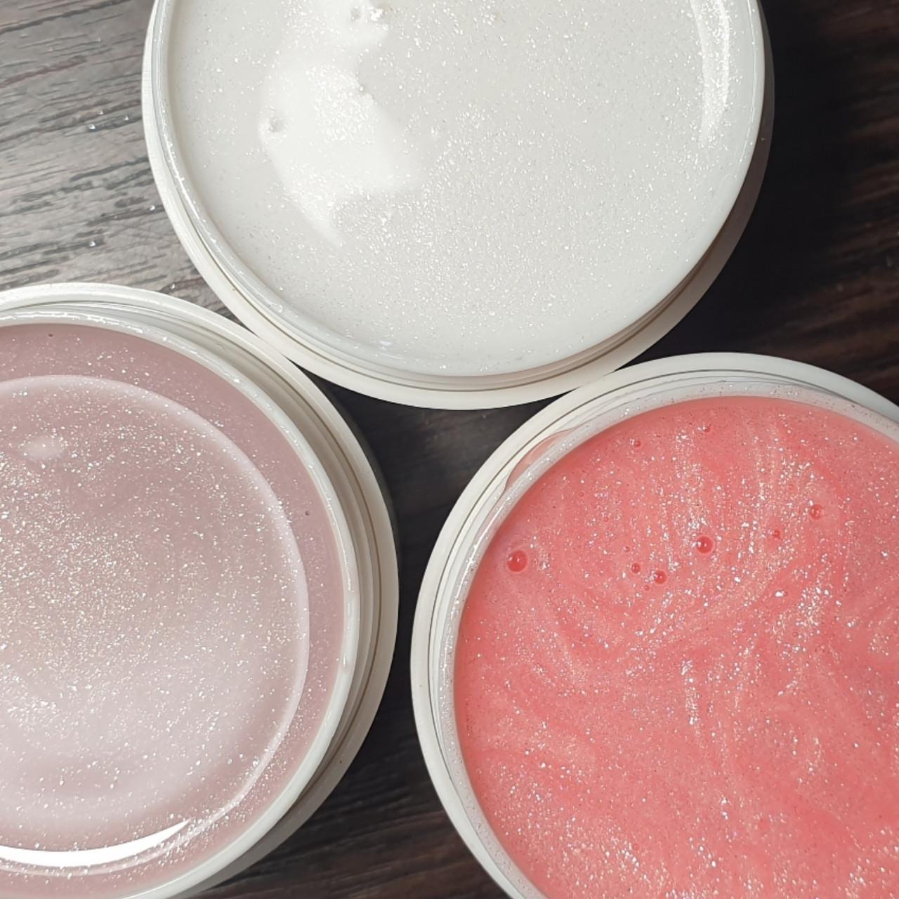 База камуфляжна з шимером - рожева , SHINE PINC