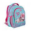 Рюкзак школьный для девочки SMART 558185 SM-03 Cute Cat, фото 2