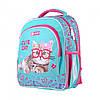 Рюкзак школьный для девочки SMART 558185 SM-03 Cute Cat, фото 3