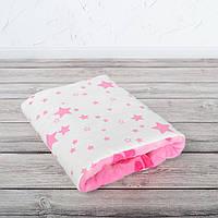Подушка для кормления и укачивания новорожденных, на руку - звезды 2