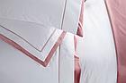 Постельное белье 200*220 Египетский хлопок 500 TC в комплекте с покрывалом, фото 2