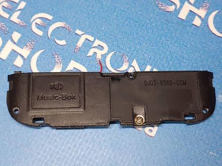 Основной динамик  Bravis A553 Discovery Dual Sim/ S-TELL M555/ UMI Rome X оригинал б.у., фото 2