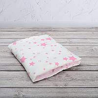 Подушка для кормления и укачивания новорожденных, на руку - звезды 3