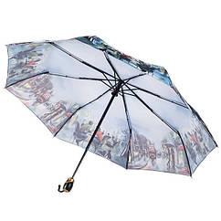 Зонт LAMBERTI женский полный автомат 3 сложения 73945