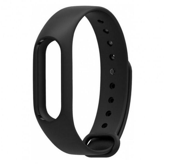 Браслет ремешок JoYBee для Xiaomi Mi Band 2 total black