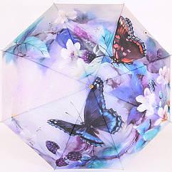 Зонт LAMBERTI женский полный автомат 3 сложения 73948
