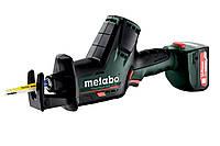 Аккумуляторная Сабельная Пила Metabo POWERMAXX SSE 12 BL (602322500), фото 1