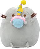 Мягкая игрушка кот с кексом Pusheen cat + Подарок (n-706), фото 4