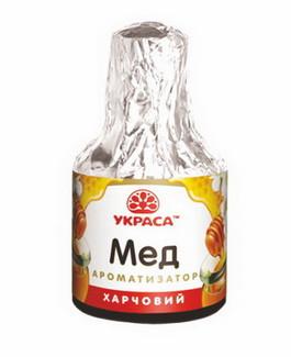 "Ароматизатор ""УКРАСА"" харчовий ""Мед"" 5 мл"