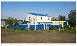 Профільний полікарбонат Suntuf (1,26х2м) 55% синій 0.8мм, фото 2