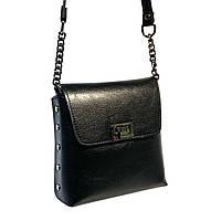 Женская сумочка MIC 35872 чёрная, фото 1
