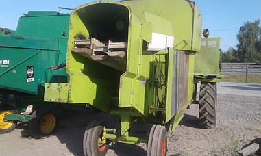 Зернозбиральний Зернозбиральний міні комбайн Claas Corsar