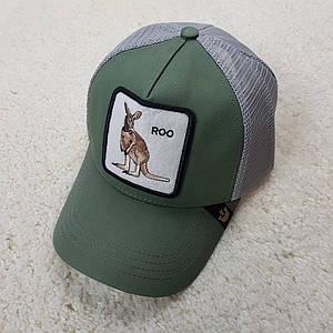 Кепка/бейсболка Goorin Brothers Roo/кенгуру