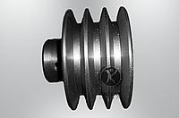 Шкив электродвигателя ЗМ-60 ЗА 13.101 (запчасти на зернометатель зм-60)
