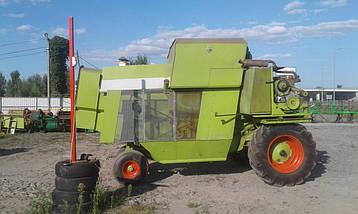 Зернозбиральний міні комбайн Claas Corsar б/у, фото 2