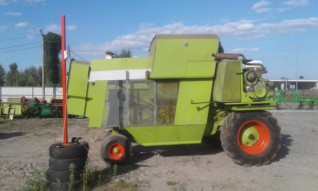 Зернозбиральний міні комбайн Claas Corsar б/у