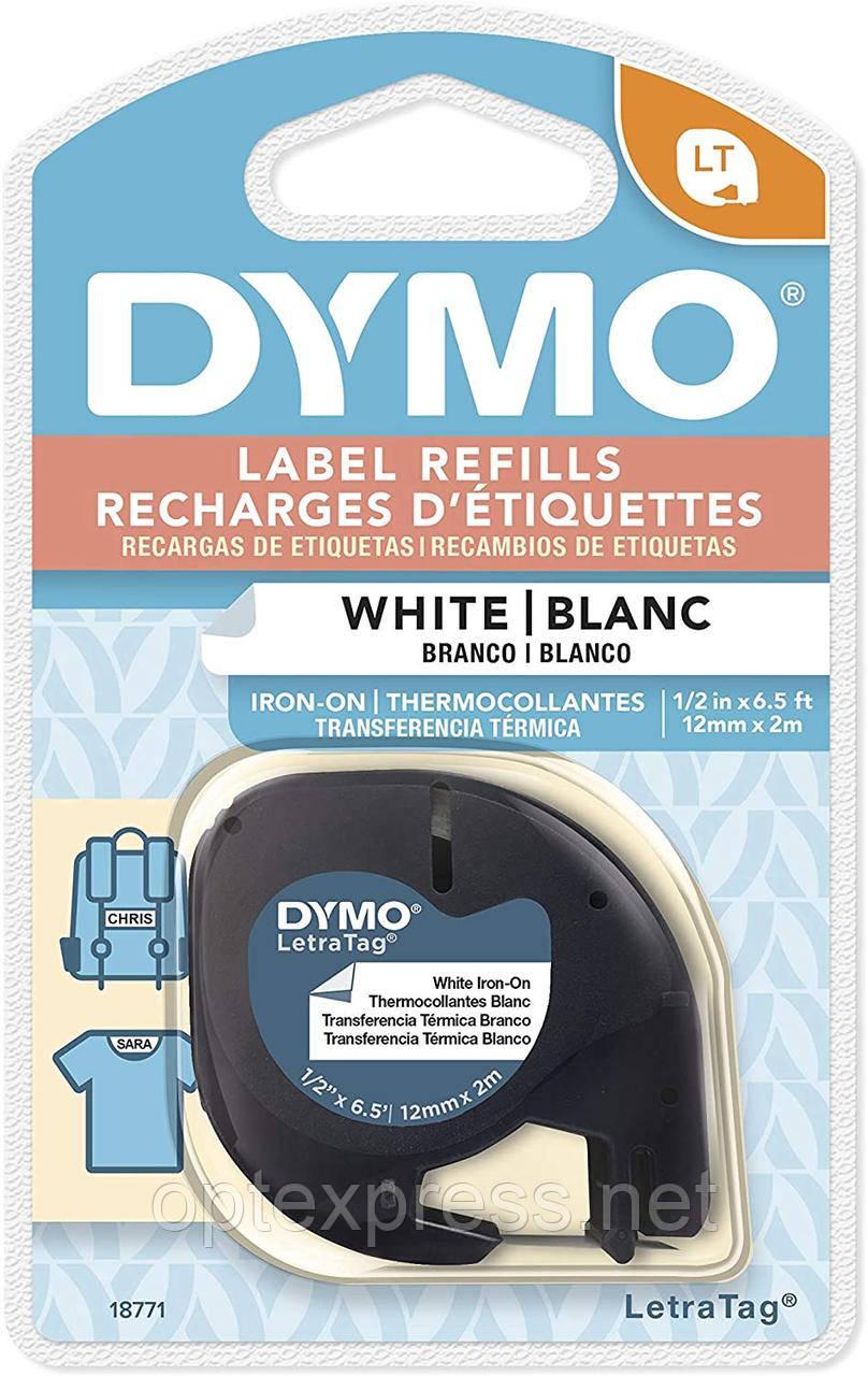 Картридж с  лентой Iron-On для принтера этикеток LetraTag DYMO