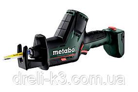 Аккумуляторная сабельная пила Metabo POWERMAXX SSE 12 BL (602322840)