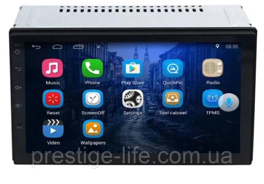Автомагнитола 2 Din Univesal Android Long (7 дюймов) с сенсорным экраном