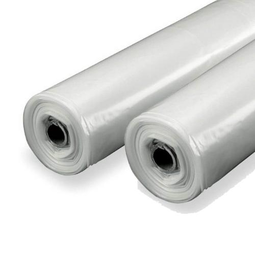 Пленка полиэтиленовая белая 200 мкм 3х50 м.