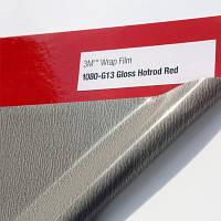 Огненно красная глянцевая пленка 3М (1080 G13)